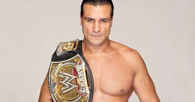 Alberto Del Rio WWE Champion