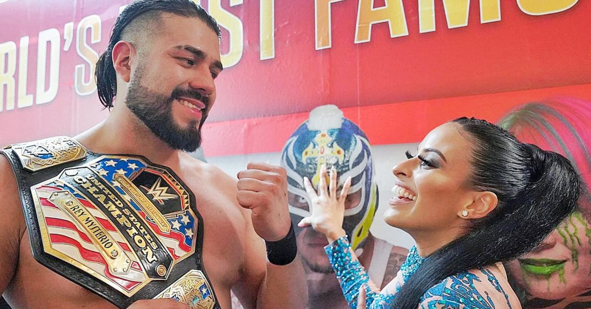 Andrade Wins WWE United States Championship From Rey Mysterio At Madison Square Garden