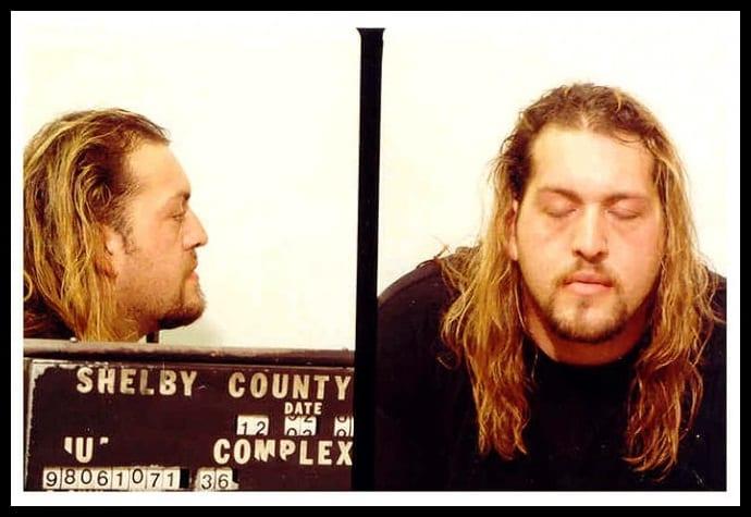 Big Show Arrested Mugshot