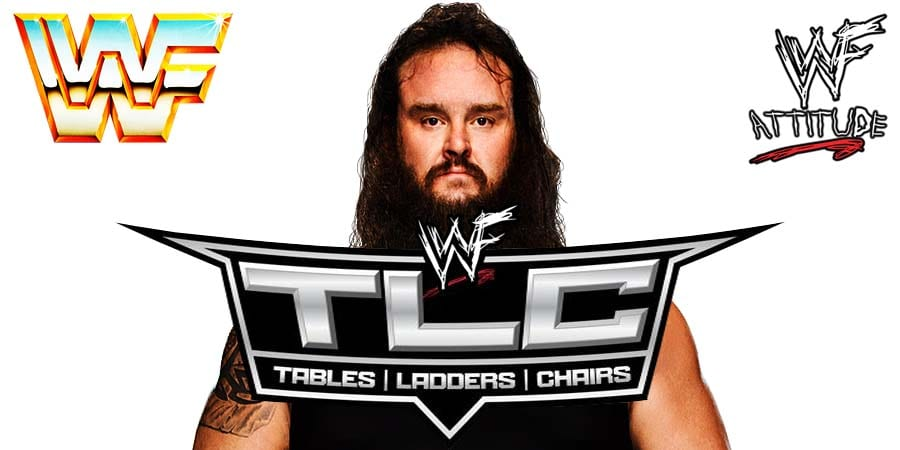 Braun Strowman TLC 2019