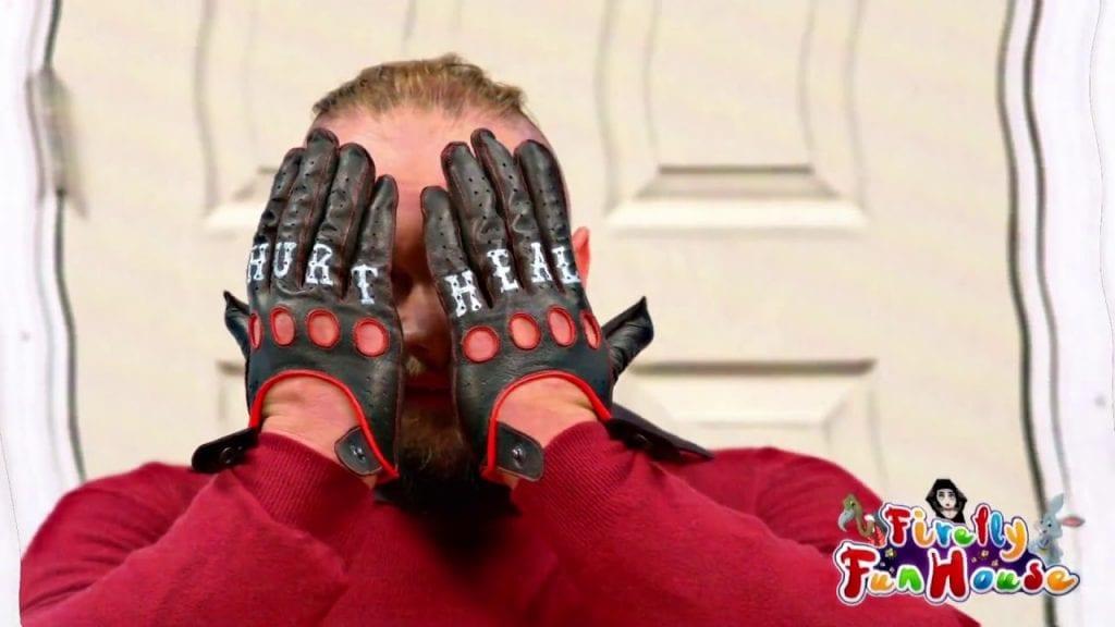 Bray Wyatt The Fiend Hurt Heal