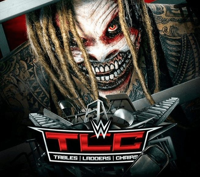 Bray Wyatt The Fiend WWE TLC 2019 Official Poster