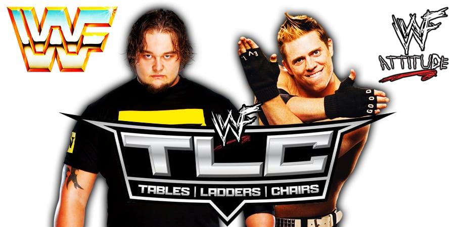 Bray Wyatt defeats The Miz at WWE TLC 2019