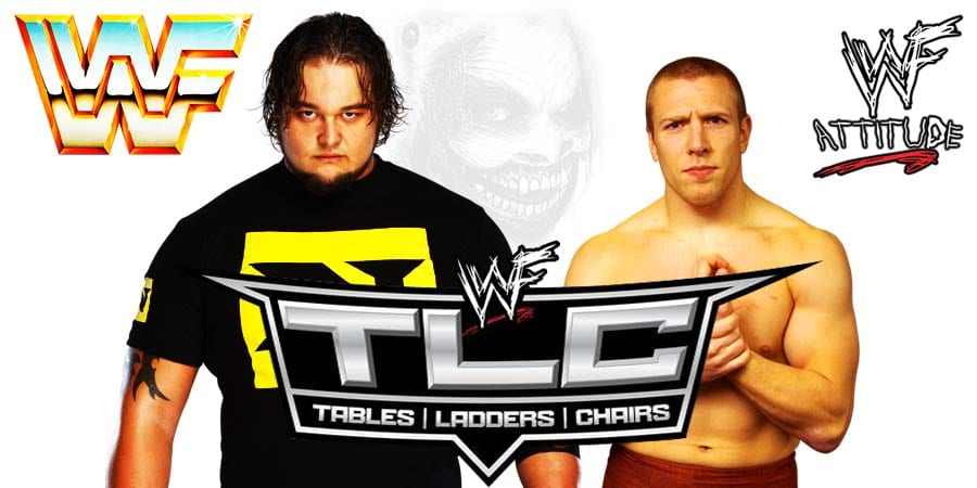 Bray Wyatt vs Daniel Bryan - WWE TLC 2019 Cancelled