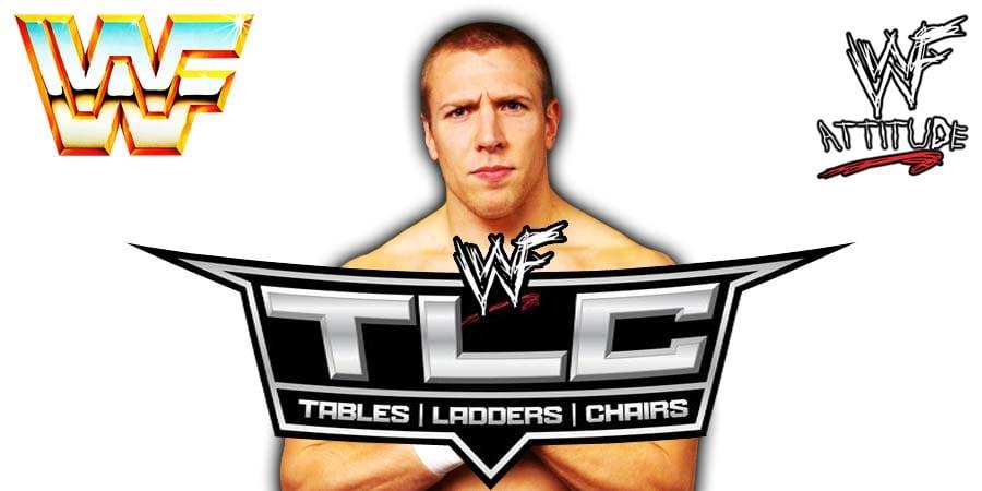 Daniel Bryan TLC 2019