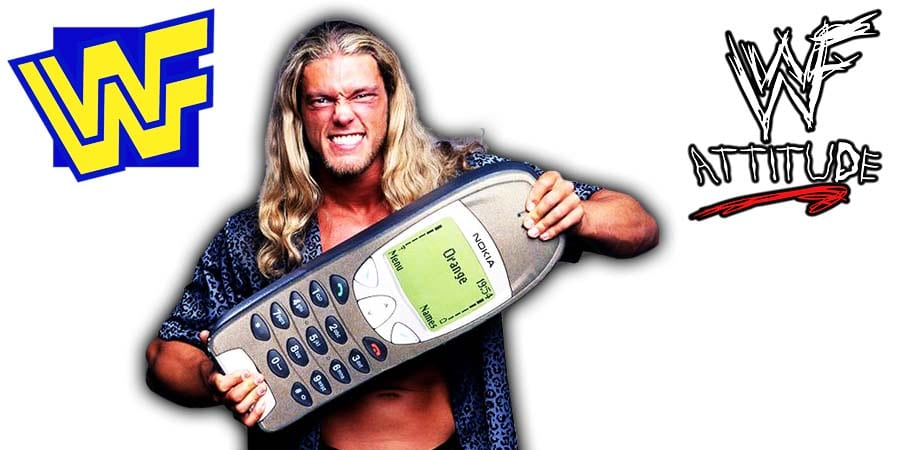 Edge Nokia Phone WWF