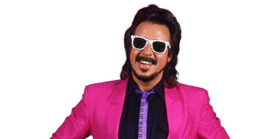 Jimmy Hart Mouth of the South WWF