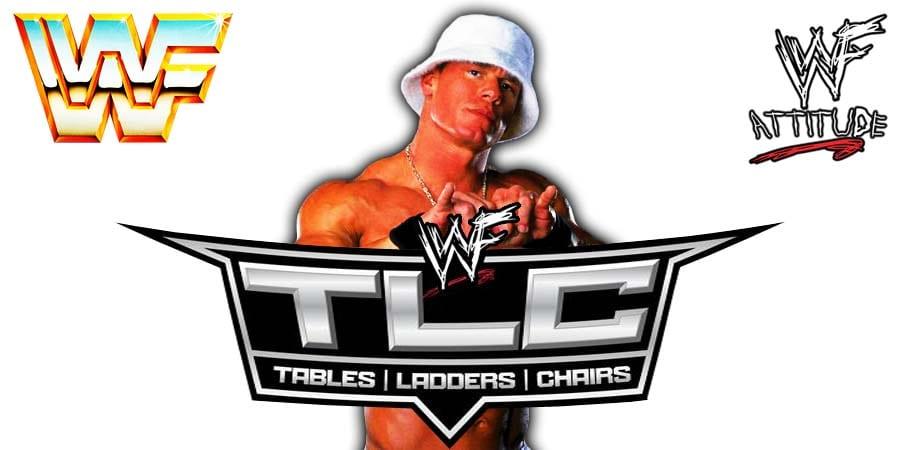 John Cena WWE TLC