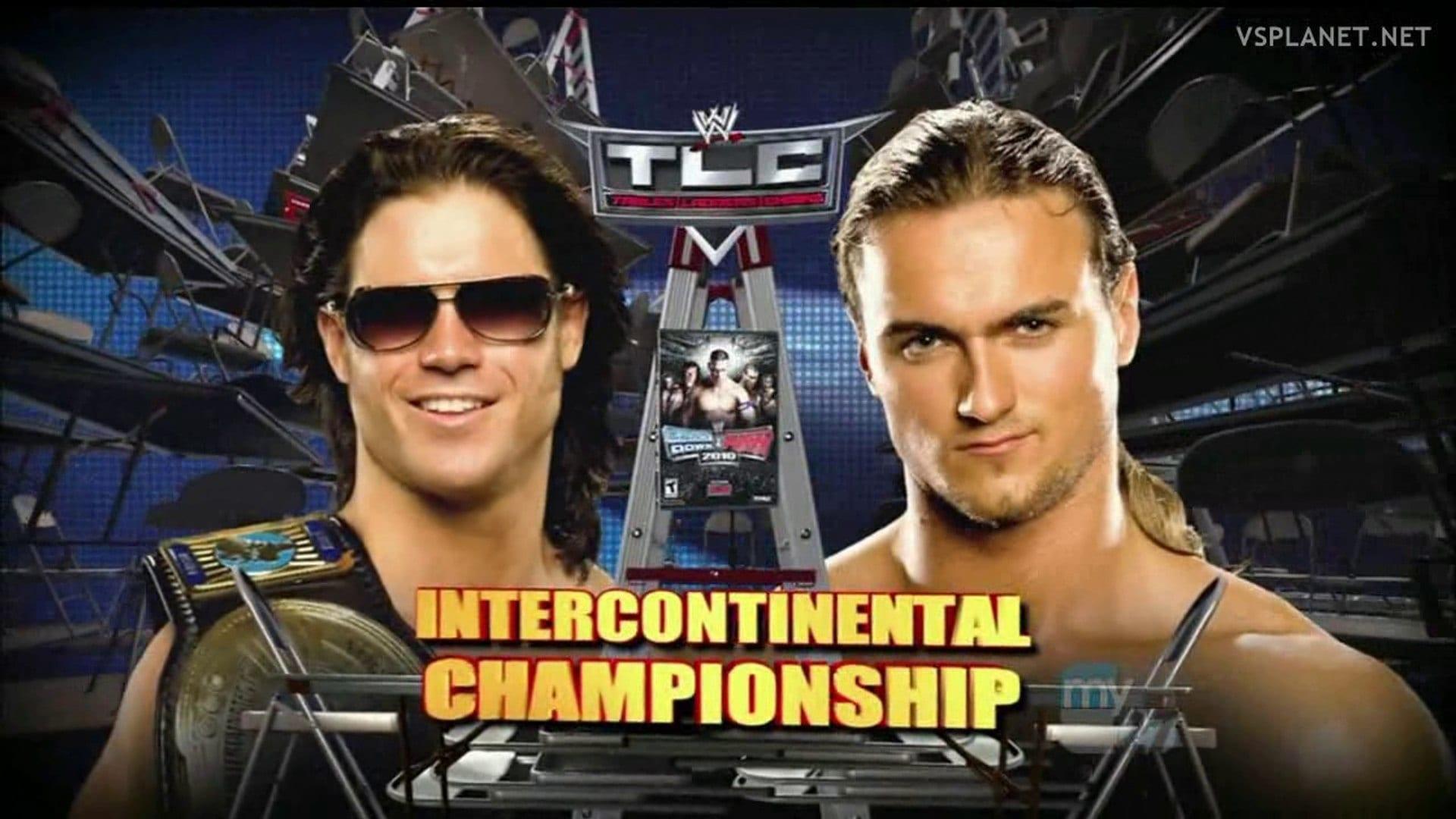 John Morrison vs Drew McIntyre - WWE TLC 2009