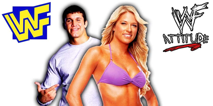 Kelly Kelly Randy Orton