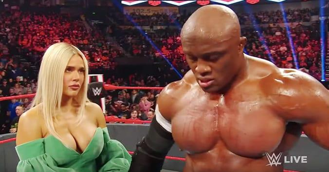 Big boobs wwe WWE Royal