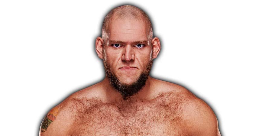 Lars Sullivan WWE Wrestler
