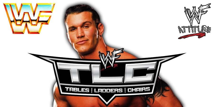 Randy Orton WWE TLC 2019