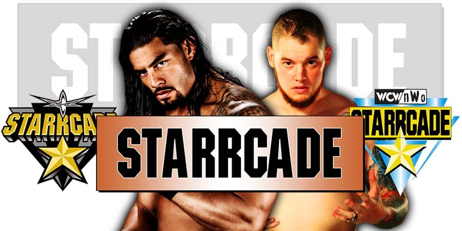 Roman Reigns defeats King Corbin at WWE Starrcade 2019