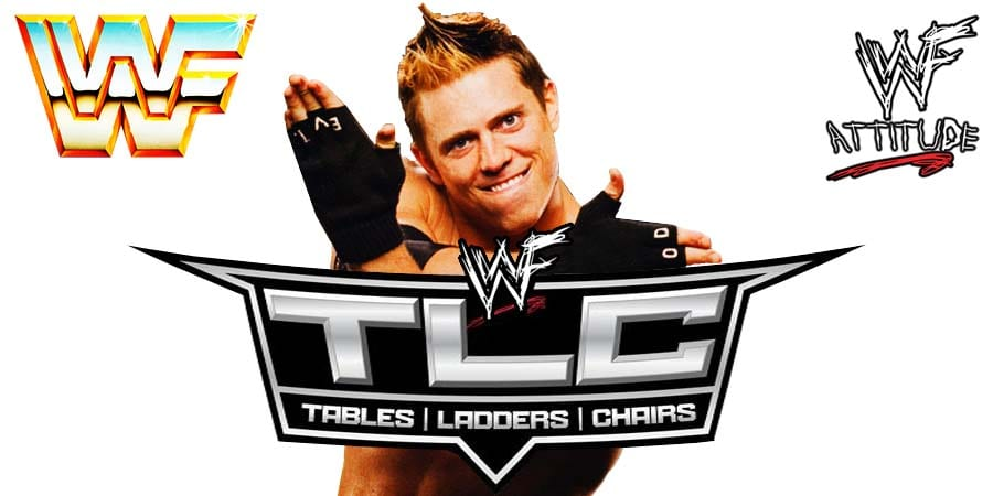 The Miz TLC 2019