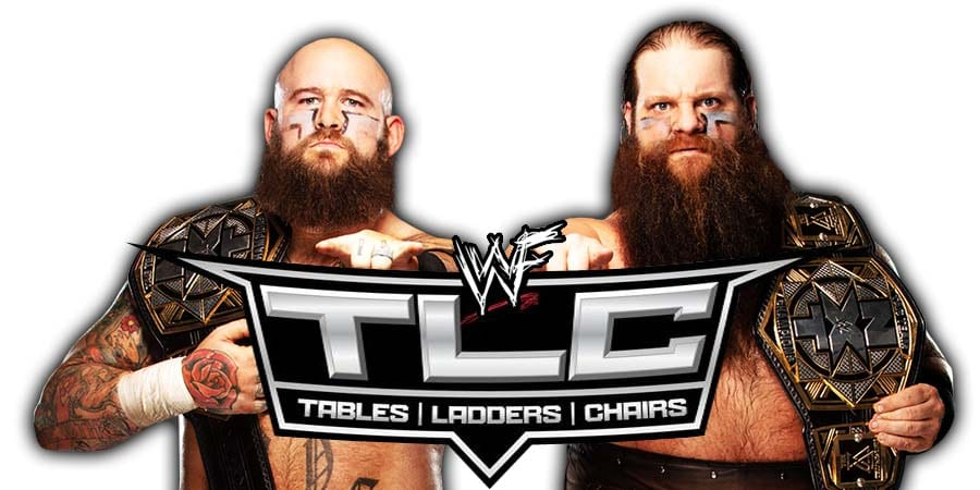 Viking Raiders WWE TLC