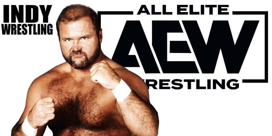 Arn Anderson AEW Article Pic 1