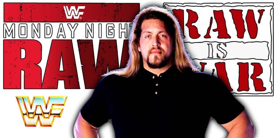 Big Show WWF WWE RAW