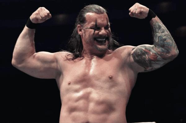 Chris Jericho Muscles 2019