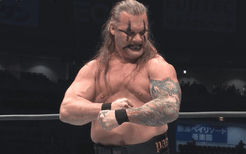 Chris Jericho Physique Fat 2020