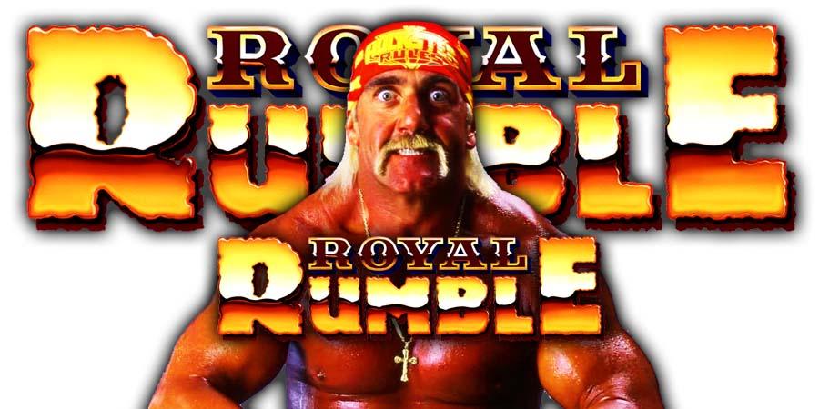 Hulk Hogan Royal Rumble 2020