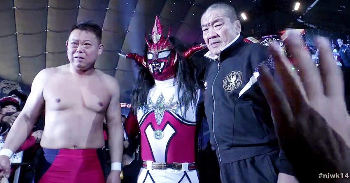 Jushin Thunder Liger Retires At NJPW Wrestle Kingdom 14 Night 2 January 5, 2020