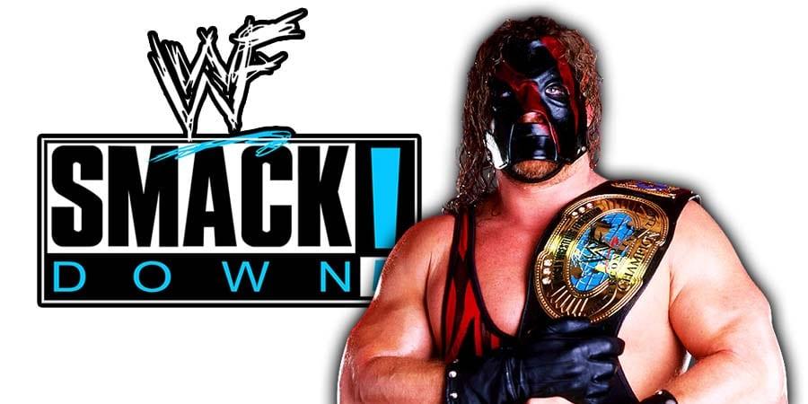 Kane WWF SmackDown