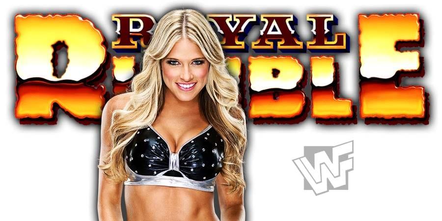 Kelly Kelly Royal Rumble 2020