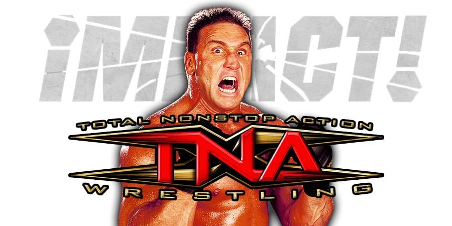 Ken Shamrock TNA Impact Wrestling