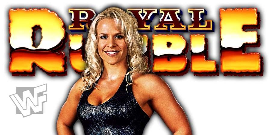 Molly Holly Royal Rumble 2020