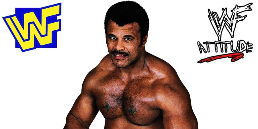 Rocky Johnson Passes Away Death