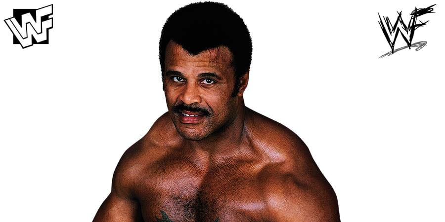 Rocky Johnson Soulman WWF Death