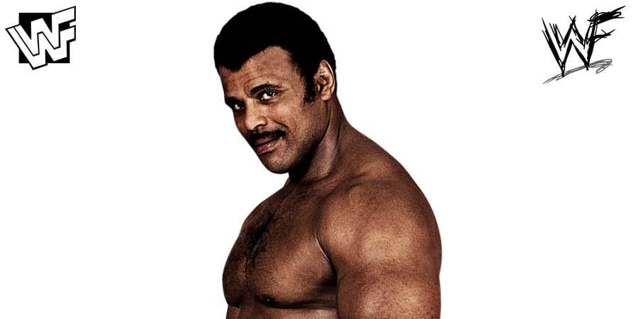 Rocky Johnson WWF