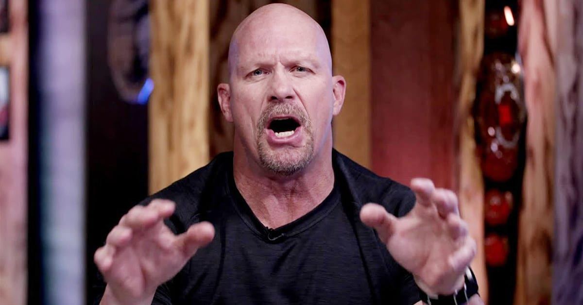 Stone Cold Steve Austin Shocked