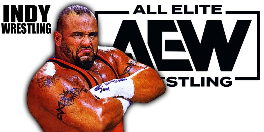 Taz Tazz Signs With AEW All Elite Wrestling