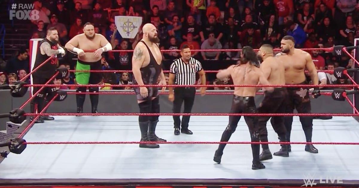 The Big Show Returns On WWE RAW 2020