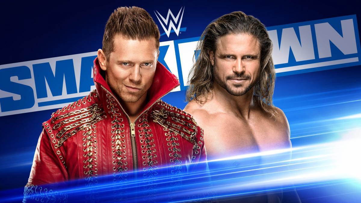 The Miz John Morrison Miz TV WWE SmackDown 2020