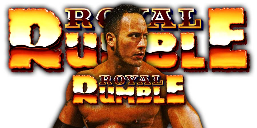 The Rock Royal Rumble 2020