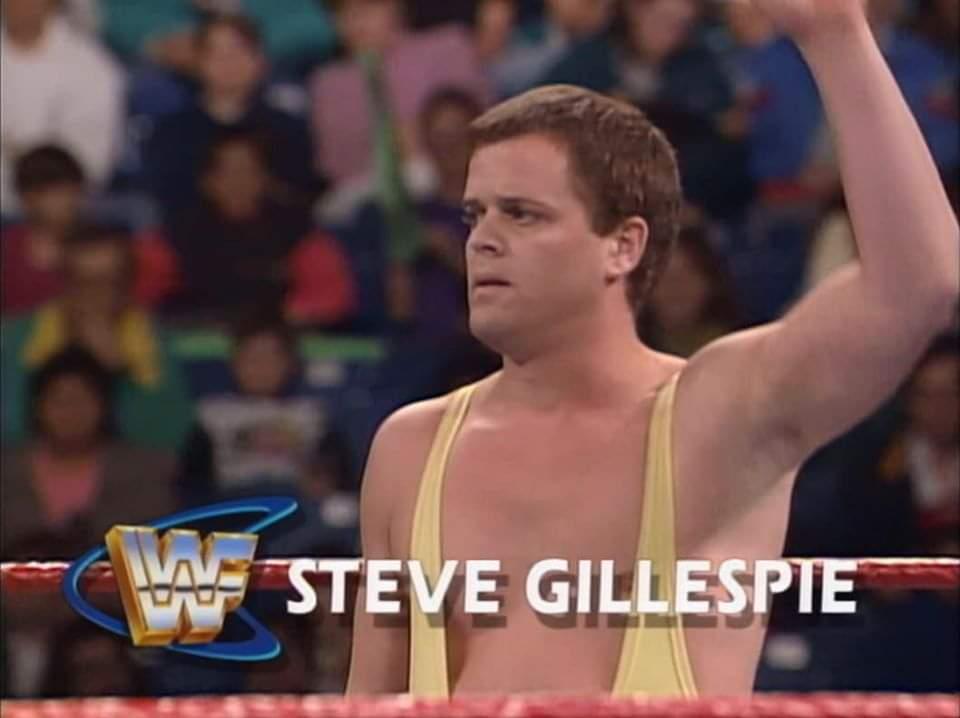 WWF Jobber Steve Gillespie Passes Away Death 2020