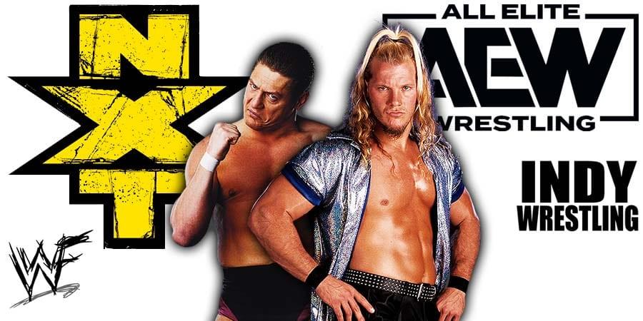 William Regal NXT Chris Jericho AEW