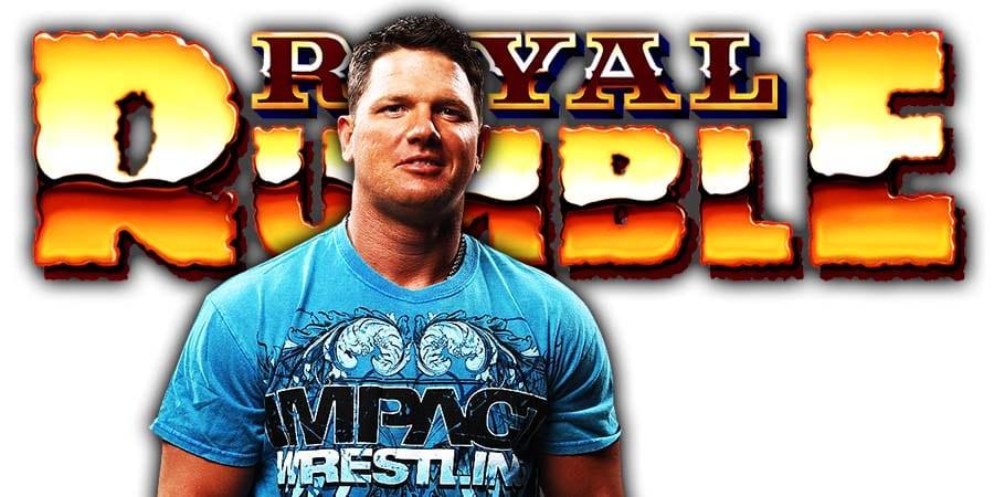 AJ Styles Injured At Royal Rumble 2020