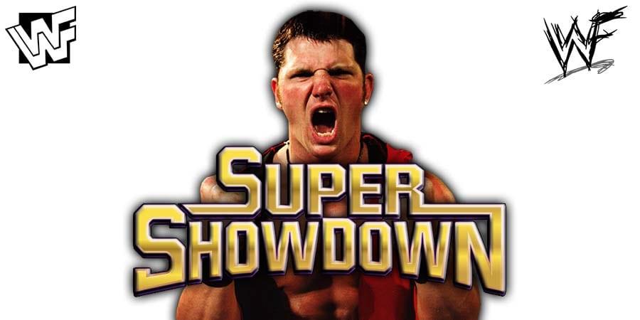 AJ Styles WWE Super ShowDown 2020
