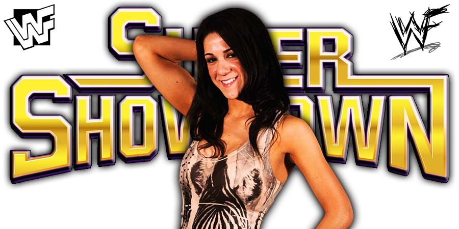 Bayley Wins At WWE Super ShowDown 2020