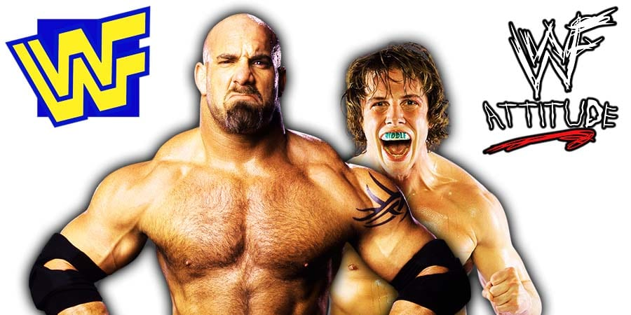 Bill Goldberg vs Matt Riddle