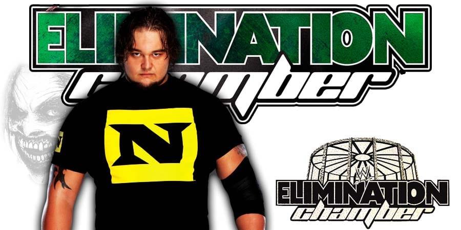 Bray Wyatt The Fiend Elimination Chamber 2020