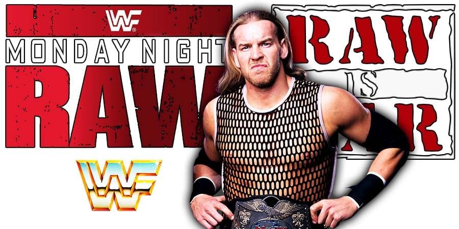 Christian WWF WWE RAW
