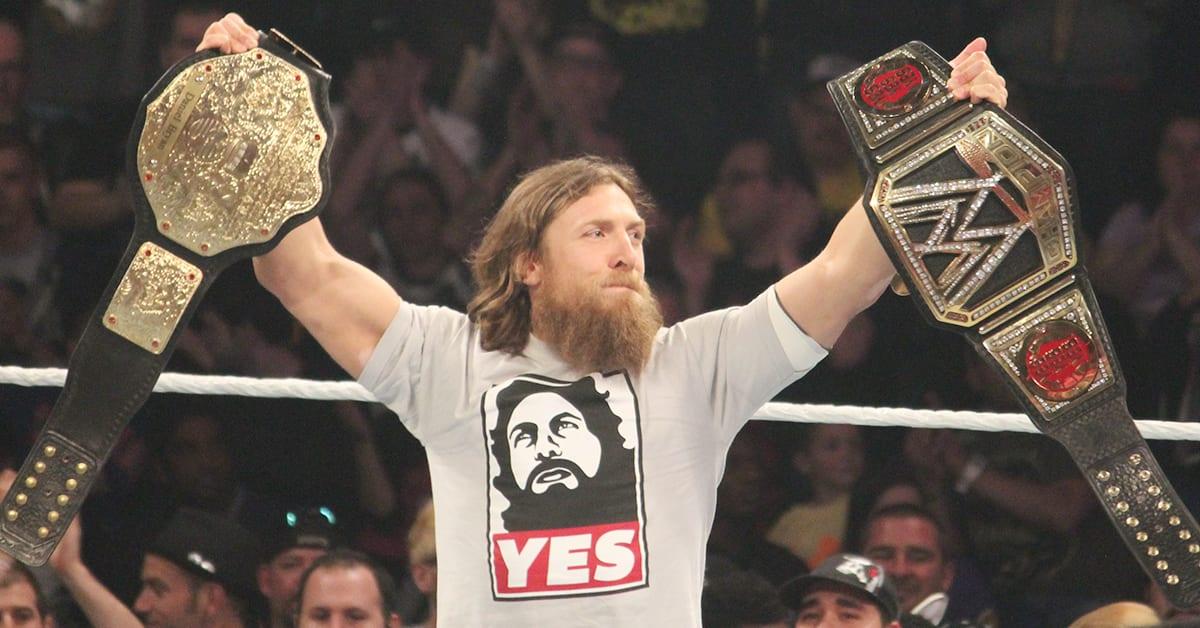 Daniel Bryan WWE World Heavyweight Champion 2014