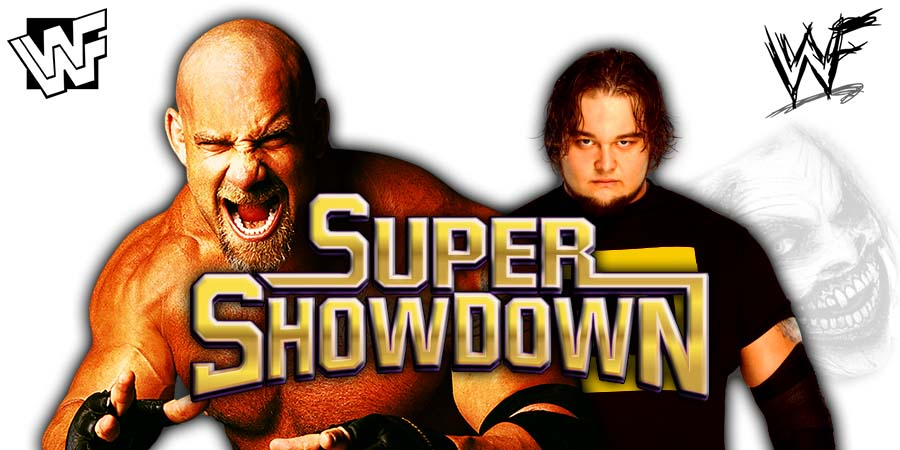 Goldberg Comments On Defeating The Fiend & Winning The Universal Title At The Age Of 53 At WWE Super ShowDown 2020