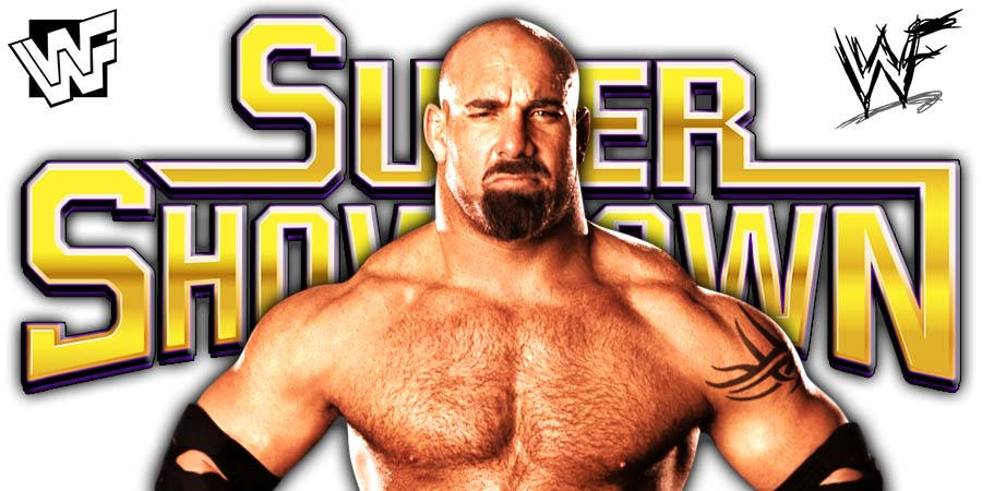 Goldberg Sets 4 New Records At WWE Super ShowDown 2020