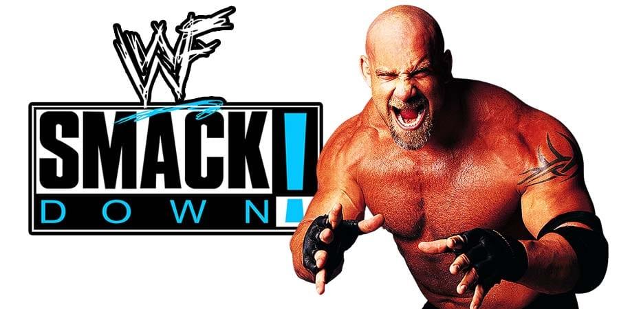 Goldberg SmackDown WWF WWE